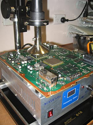 workstation reflow